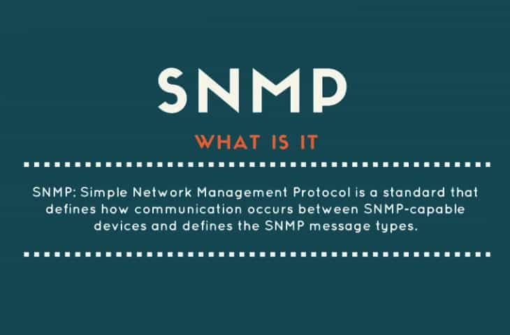 What is SNMP, A Tutorial
