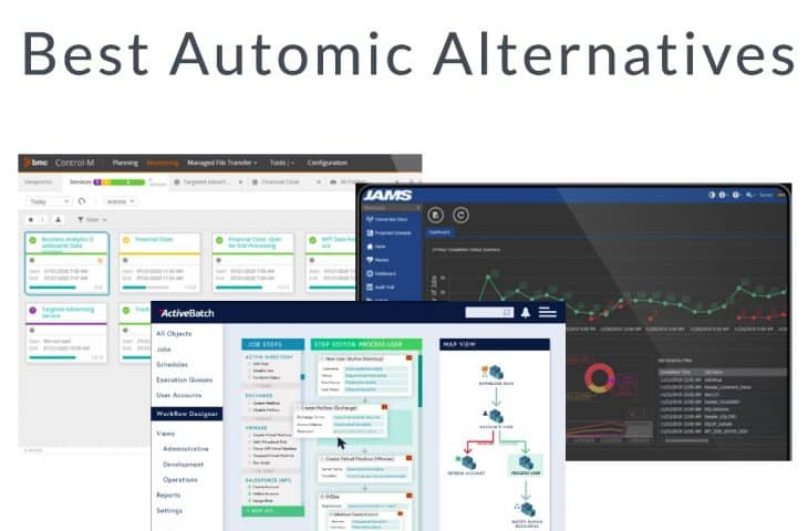 Best Automic Alternatives