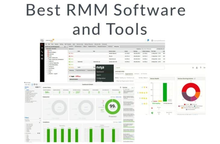 Best RMM Software and Tools