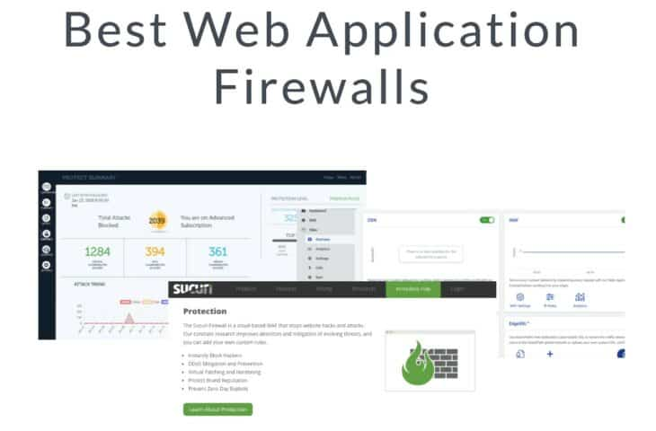Best Web Application Firewalls