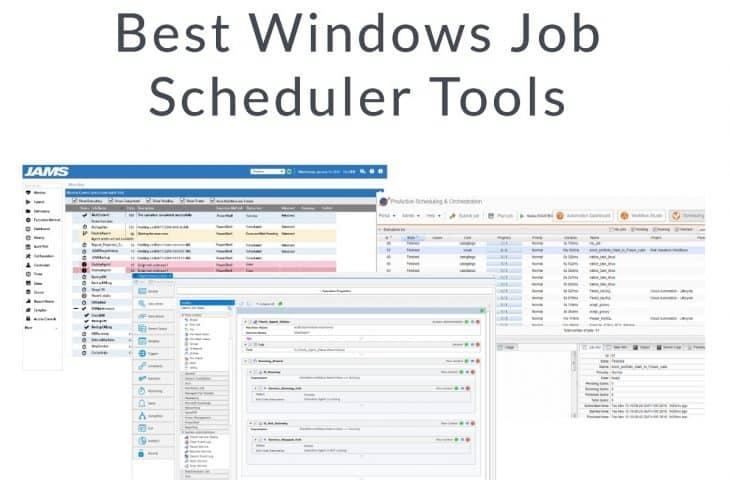 Best Windows Job Scheduler Tools