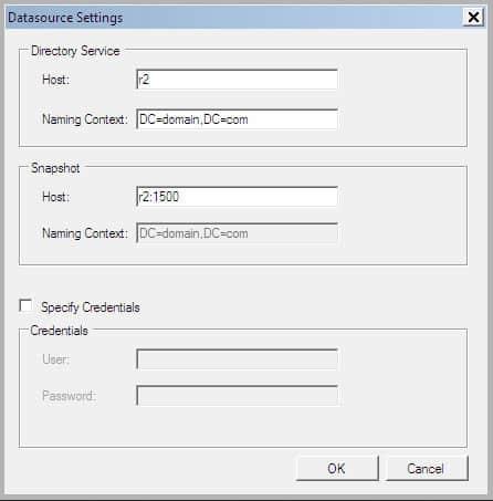 directory service comparison tool
