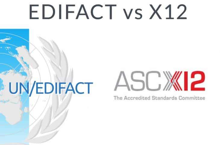 EDIFACT vs X12 Guide
