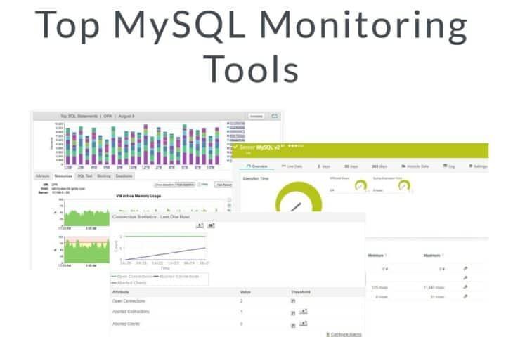 Top MySQL Monitoring Tools