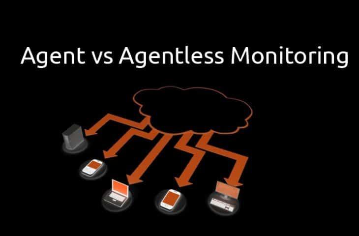 agent vs agentless