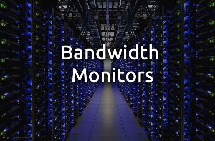bandwidth monitors – The Best Free Network Traffic monitoring Tools