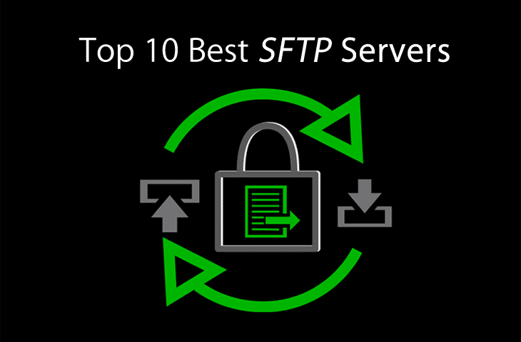 Top 10 Free and Best sftp-servers
