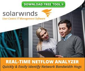 GNU netflow analyzer
