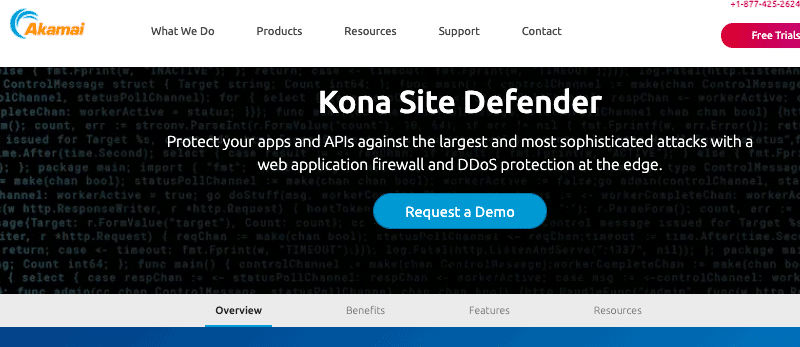 Akamai Kona Site Defender