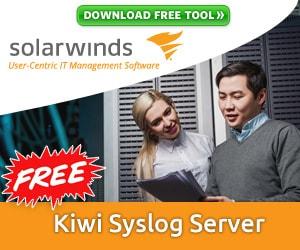 Kiwi Syslog Free