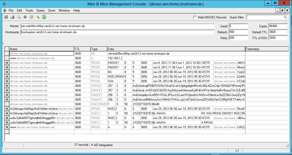 men-and-mice ipam software screenshot