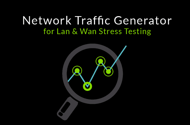 network traffic generators for stress testing lan and wan