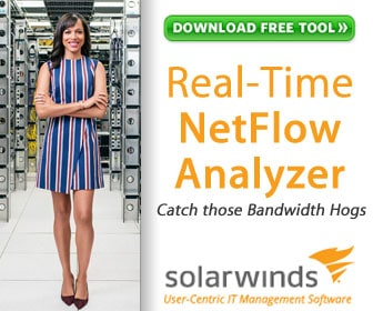 open & free netflow analyzer and collector