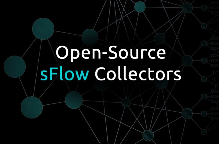 best free open-source sflow collectors and analyzers