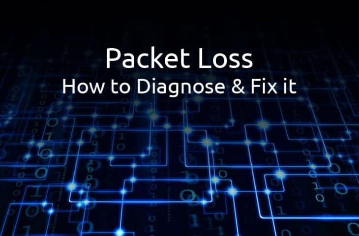 Packet Loss – how to diagnose and fix it