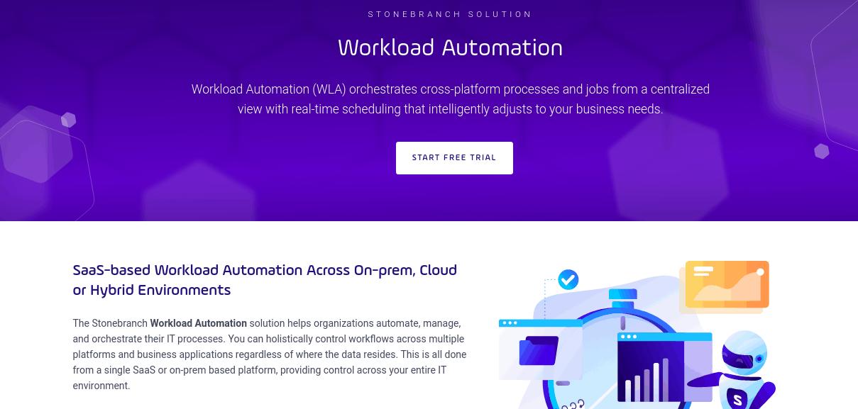 Stonebranch Automation